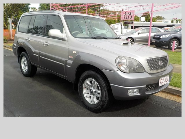 Used Hyundai Terracan, Margate, 2005 Hyundai Terracan Wagon