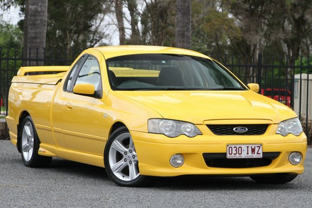 Used Ford Falcon XL Ute Super Cab, Beaudesert, 2005 Ford Falcon XL Ute Super Cab Utility