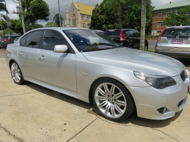 Used BMW 530i, Toowoomba, 2006 BMW 530i Sedan