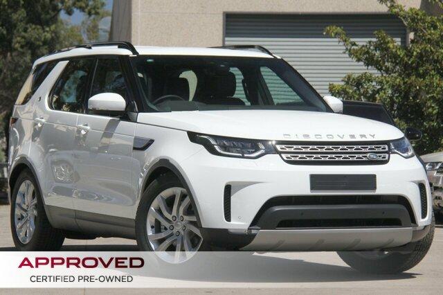 Demonstrator, Demo, Near New Land Rover Discovery TD6 HSE, Concord, 2017 Land Rover Discovery TD6 HSE Wagon