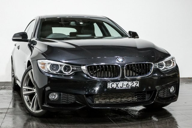 Used BMW 428i M Sport Gran Coupe, Rozelle, 2015 BMW 428i M Sport Gran Coupe Hatchback