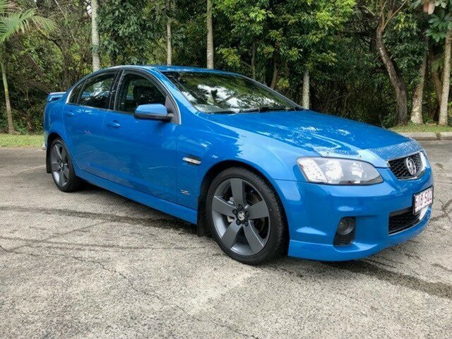 Used Holden Commodore SV6 Z Series, Atherton, 2012 Holden Commodore SV6 Z Series Sedan