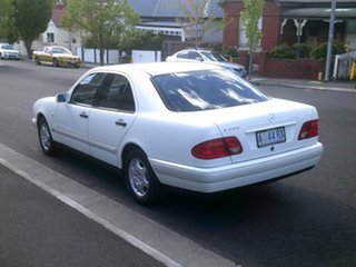 1998 Mercedes-Benz E240 Classic Sedan.