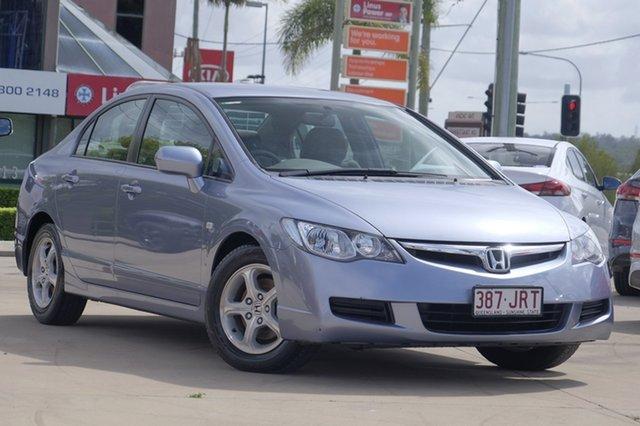 Used Honda Civic VTi, Moorooka, Brisbane, 2006 Honda Civic VTi Sedan