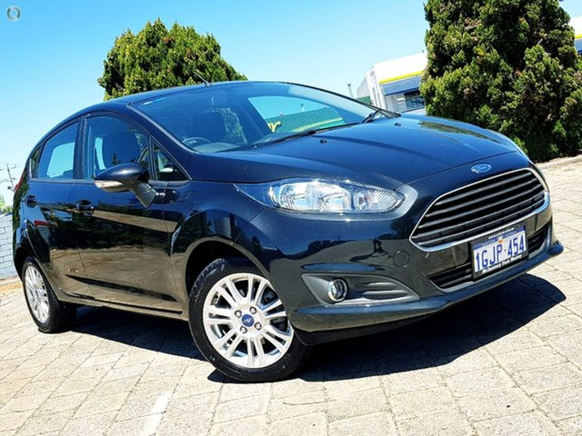 Used Ford Fiesta Trend PwrShift, Morley, 2013 Ford Fiesta Trend PwrShift Hatchback