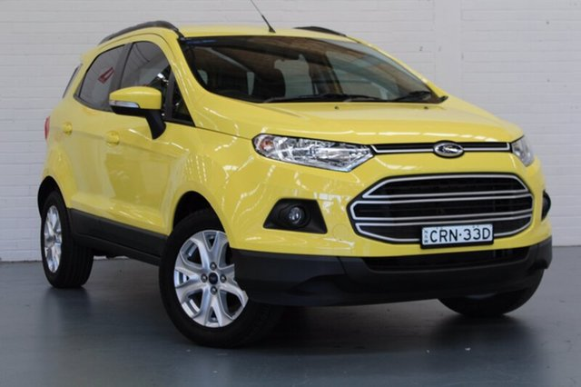 Used Ford Ecosport Trend PwrShift, Rutherford, 2013 Ford Ecosport Trend PwrShift Wagon