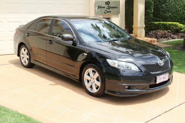 Discounted Used Toyota Camry Sportivo, Bundall, 2007 Toyota Camry Sportivo ACV40R Sedan