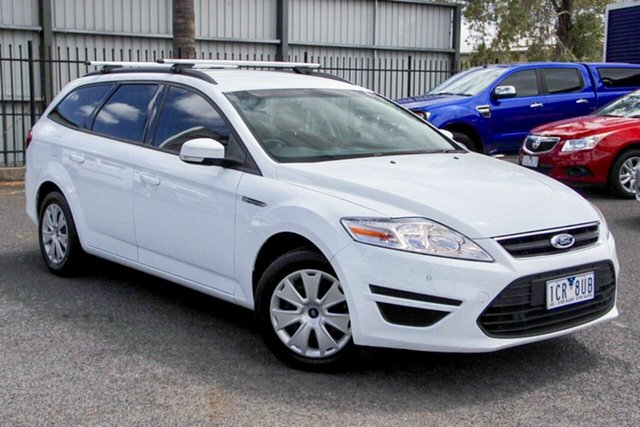 Used Ford Mondeo LX Tdci, Oakleigh, 2014 Ford Mondeo LX Tdci MC Wagon