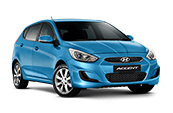 New Hyundai Accent, Central Highlands Hyundai, Emerald