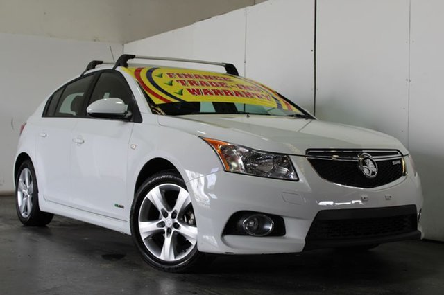 Used Holden Cruze SRi, Underwood, 2012 Holden Cruze SRi Hatchback