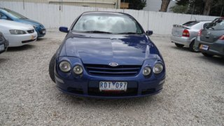 2001 Ford Falcon XR8 Ute Super Cab Utility.