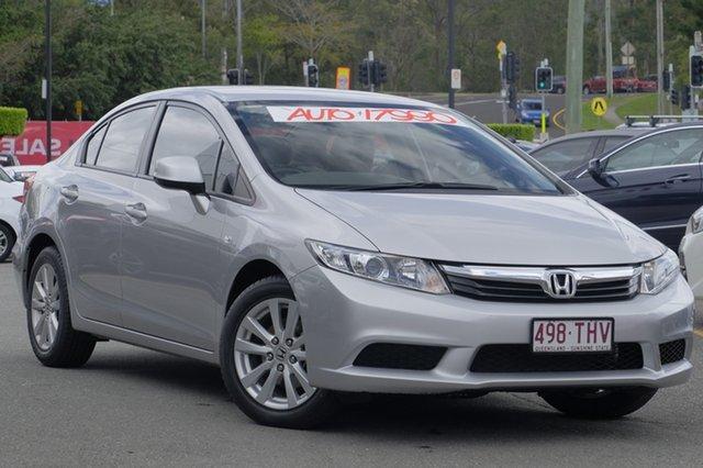 Used Honda Civic VTi-L, Moorooka, Brisbane, 2013 Honda Civic VTi-L Sedan