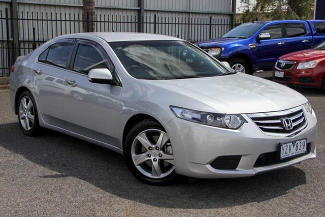 Used Honda Accord Euro, Oakleigh, 2012 Honda Accord Euro 10 MY12 Sedan