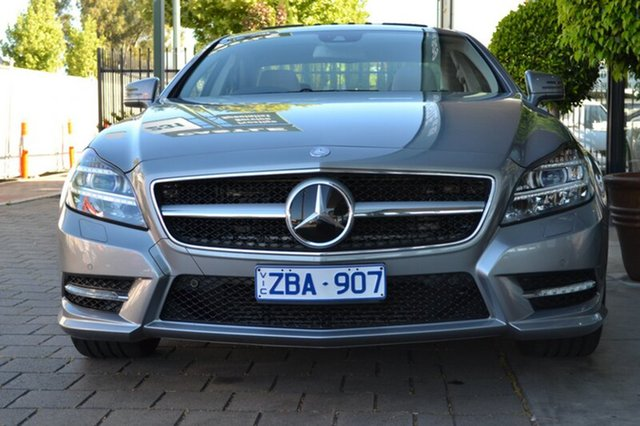 Used Mercedes-Benz CLS350 CDI BlueEFFICIENCY Coupe 7G-Tronic, Norwood, 2012 Mercedes-Benz CLS350 CDI BlueEFFICIENCY Coupe 7G-Tronic Sedan