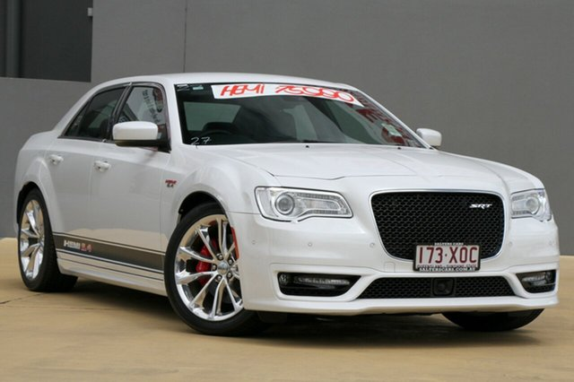 Used Chrysler 300 SRT E-Shift, Moorooka, Brisbane, 2016 Chrysler 300 SRT E-Shift Sedan