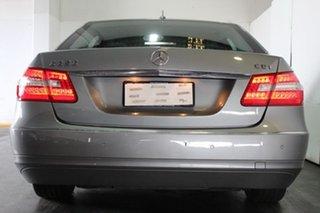 2009 Mercedes-Benz E250 CDI Avantgarde Sedan.