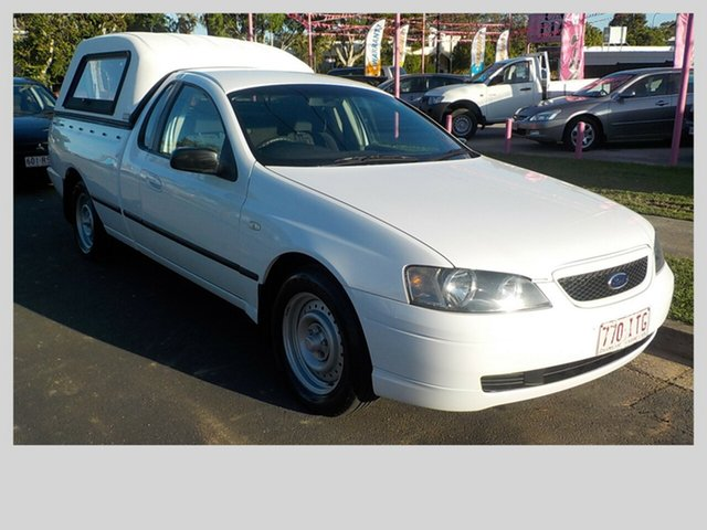 Used Ford Falcon XL, Margate, 2003 Ford Falcon XL Utility