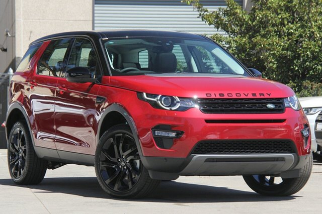 New Land Rover Discovery Sport TD4 180 HSE, Concord, 2016 Land Rover Discovery Sport TD4 180 HSE Wagon