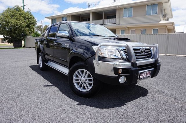 Used Toyota Hilux SR5 Double Cab, 2013 Toyota Hilux SR5 Double Cab Utility