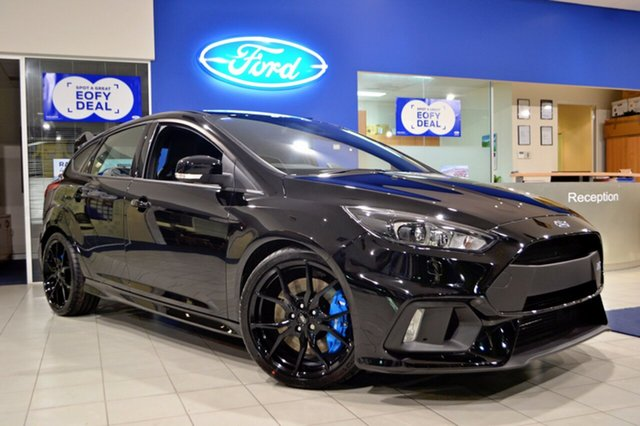 Discounted New Ford Focus RS AWD, Midland, 2017 Ford Focus RS AWD Hatchback