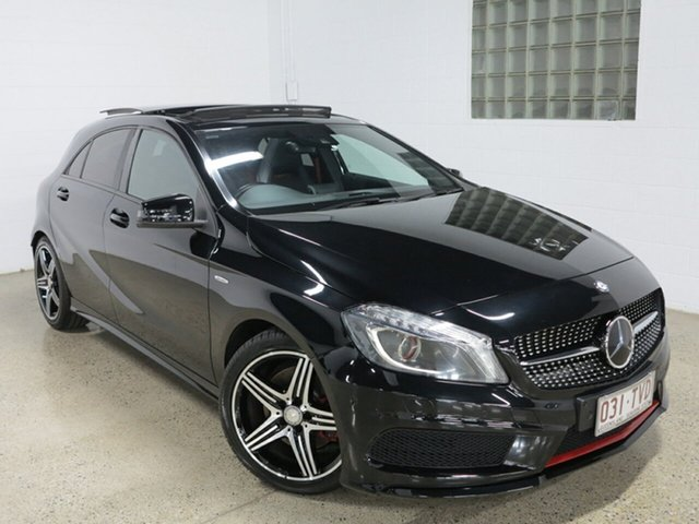 Used Mercedes-Benz A250 Sport D-CT, Albion, 2014 Mercedes-Benz A250 Sport D-CT Hatchback