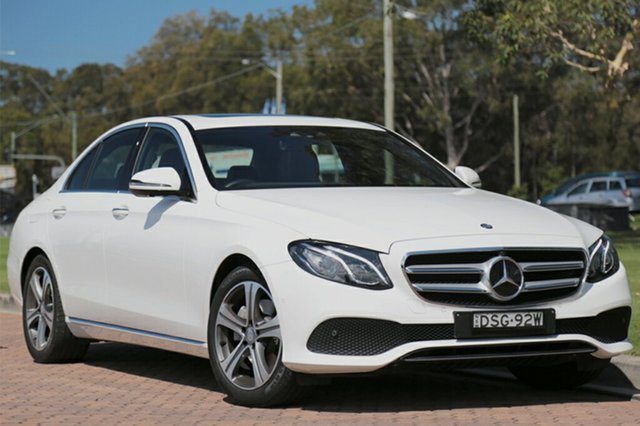 Discounted Used Mercedes-Benz E200 9G-Tronic PLUS, Warwick Farm, 2016 Mercedes-Benz E200 9G-Tronic PLUS Sedan