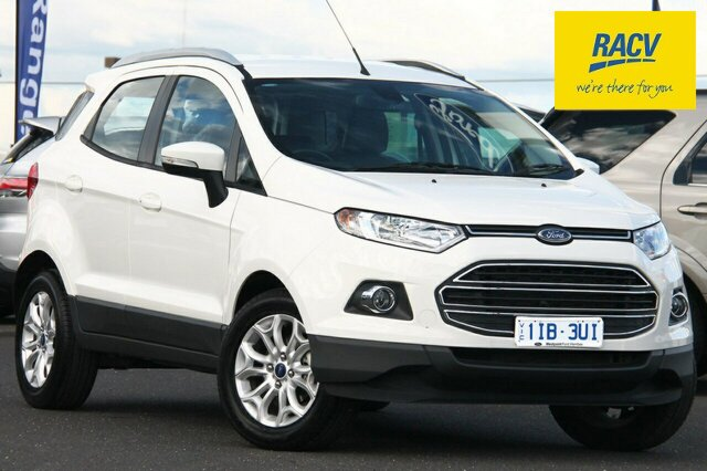 Demonstrator, Demo, Near New Ford Ecosport Titanium PwrShift, Hoppers Crossing, 2016 Ford Ecosport Titanium PwrShift Wagon