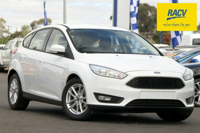 Demonstrator, Demo, Near New Ford Focus Trend, Hoppers Crossing, 2017 Ford Focus Trend Hatchback