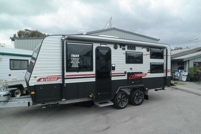New Retreat Fraser 199C FAMILY VAN 2018 Model, Barragup, 2017 Retreat Fraser 199C FAMILY VAN 2018 Model Caravan