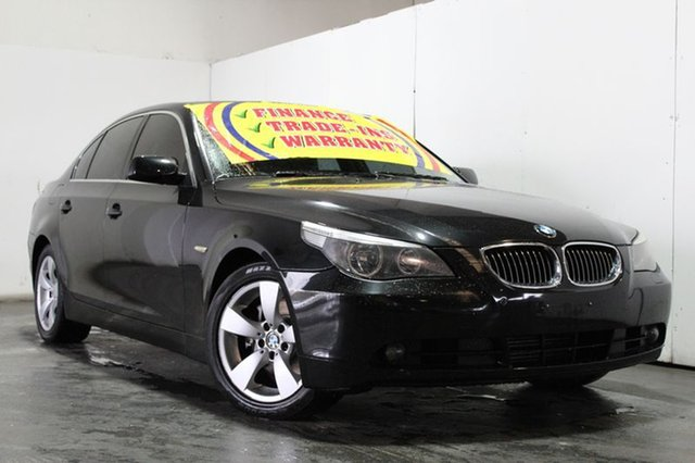Used BMW 530D, Underwood, 2007 BMW 530D Sedan