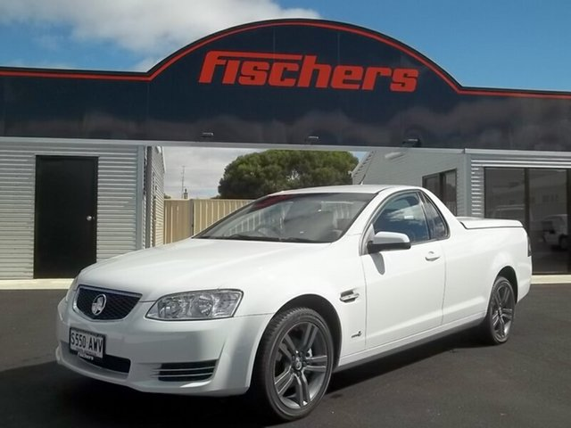 Used Holden Ute Omega, Murray Bridge, 2013 Holden Ute Omega Utility