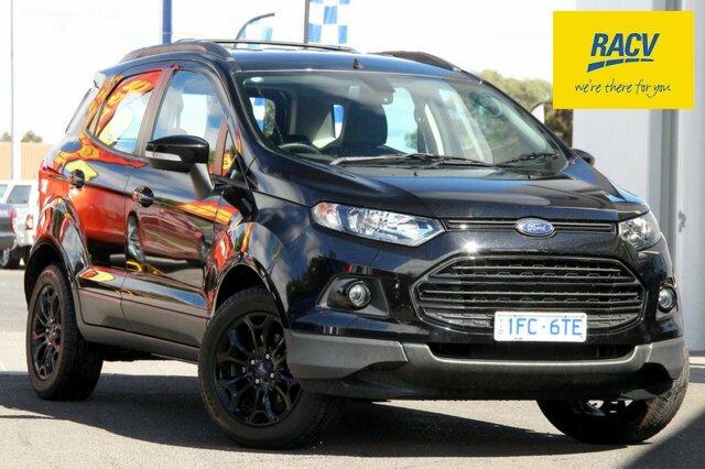 Demonstrator, Demo, Near New Ford Ecosport Titanium PwrShift, Hoppers Crossing, 2016 Ford Ecosport Titanium PwrShift Wagon
