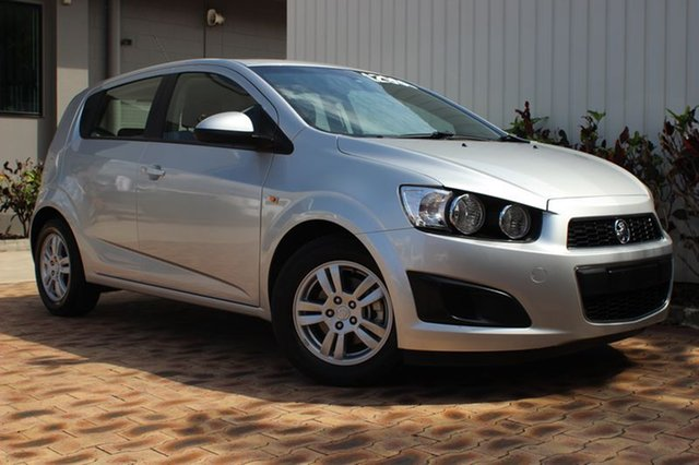 Used Holden Barina CD, Cairns, 2016 Holden Barina CD Hatchback
