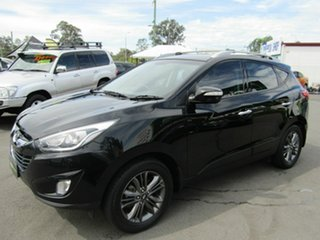 2014 Hyundai ix35 Elite (AWD) Wagon.