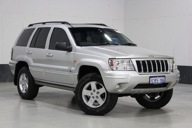 Used Jeep Grand Cherokee Overland (4x4), Bentley, 2003 Jeep Grand Cherokee Overland (4x4) Wagon