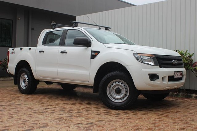 Used Ford Ranger XL Double Cab, Cairns, 2012 Ford Ranger XL Double Cab Utility