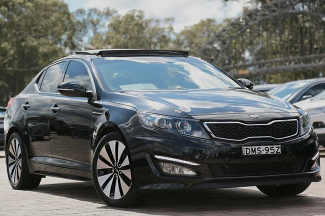 Used Kia Optima Platinum, Warwick Farm, 2013 Kia Optima Platinum Sedan
