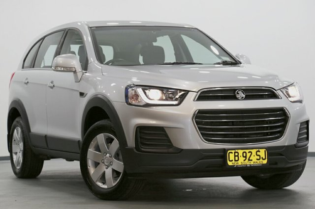 Used Holden Captiva LS 2WD, Southport, 2016 Holden Captiva LS 2WD SUV