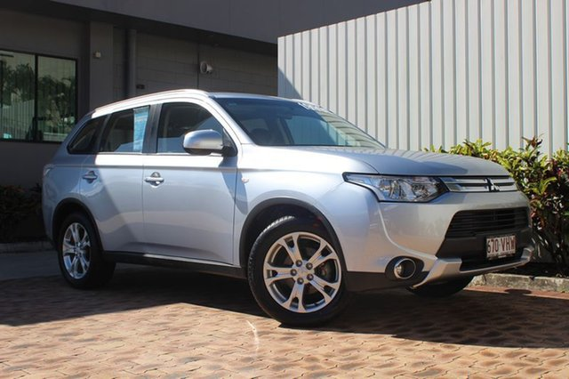 Used Mitsubishi Outlander ES 2WD, Cairns, 2014 Mitsubishi Outlander ES 2WD Wagon