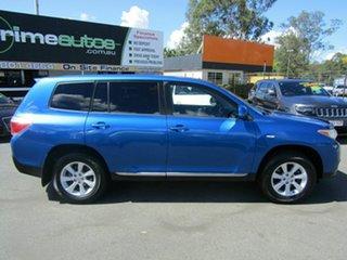 2011 Toyota Kluger KX-R (FWD) 5 Seat Wagon.