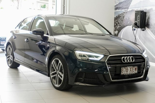 Demonstrator, Demo, Near New Audi A3, Southport, 2016 Audi A3 Sedan
