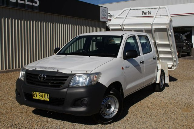Used Toyota Hilux Workmate, Bathurst, 2013 Toyota Hilux Workmate