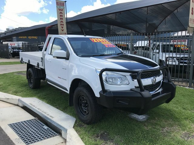 Discounted Used Holden Colorado LX (4x4), Toowoomba, 2012 Holden Colorado LX (4x4) Cab Chassis