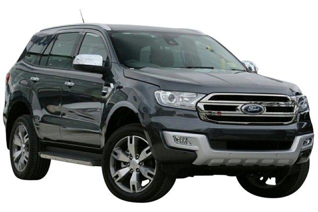 New Ford Everest Titanium, Hobart, 2017 Ford Everest Titanium Wagon