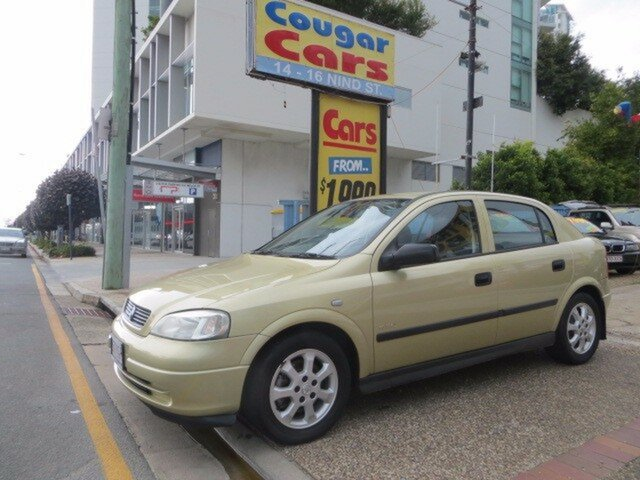 Used Holden Astra Classic Equipe, Southport, 2005 Holden Astra Classic Equipe Hatchback