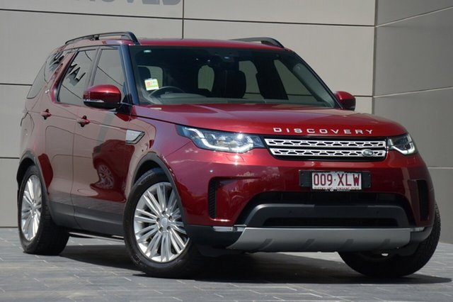 Used Land Rover Discovery TD6 HSE, Newstead, 2017 Land Rover Discovery TD6 HSE Wagon