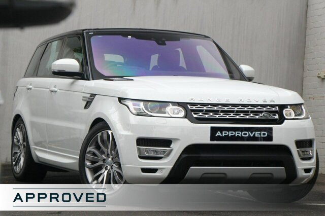Used Land Rover Range Rover Sport SDV8 CommandShift HSE, Malvern, 2016 Land Rover Range Rover Sport SDV8 CommandShift HSE Wagon