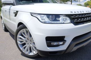 2015 Land Rover Range Rover Sport TdV6 CommandShift SE Wagon.