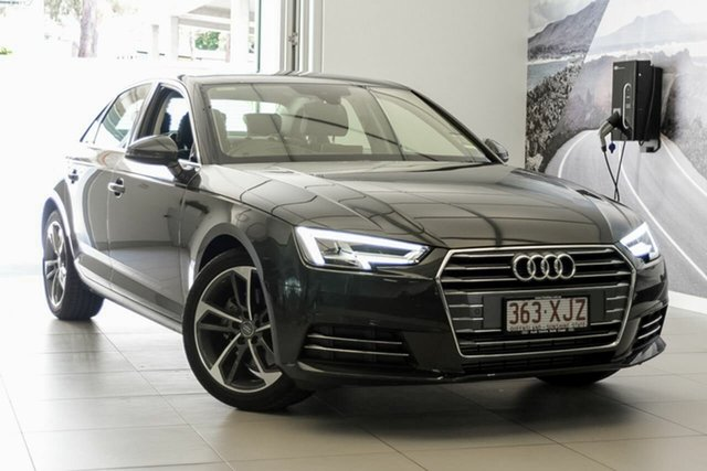 Demonstrator, Demo, Near New Audi A4, Southport, 2016 Audi A4 Sedan