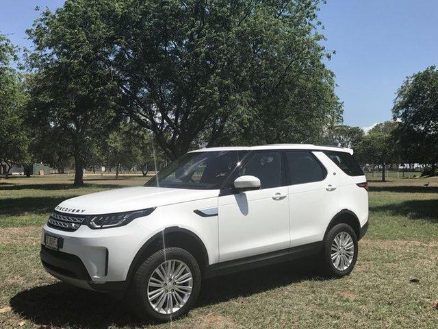Demonstrator, Demo, Near New Land Rover Discovery TD6 HSE, Winnellie, 2017 Land Rover Discovery TD6 HSE Wagon